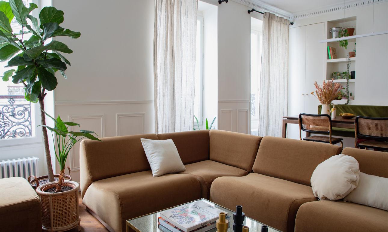 Rotondo, le canapé modulable <br>par The Socialite Family