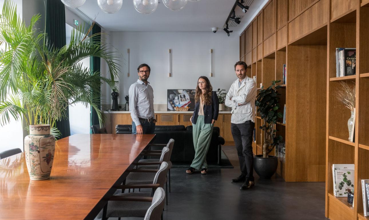 The Bureau, « Smart Way of Working »