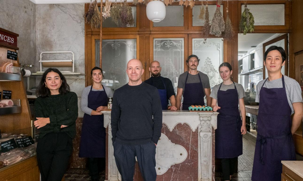 La Boucherie Grégoire, Where <br>Heavenly Food Meets Common Sense