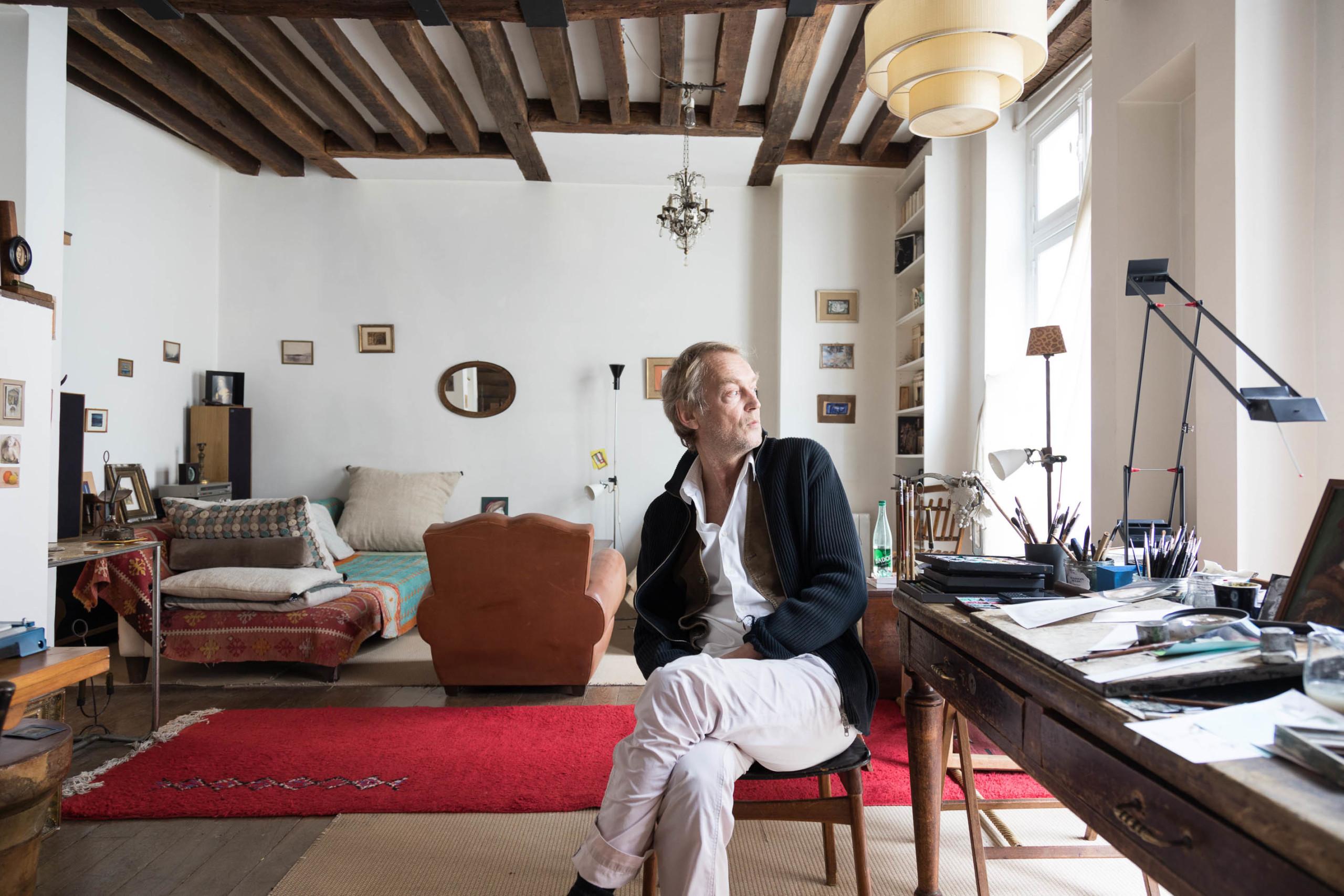 The Insatiable Michel Vivien