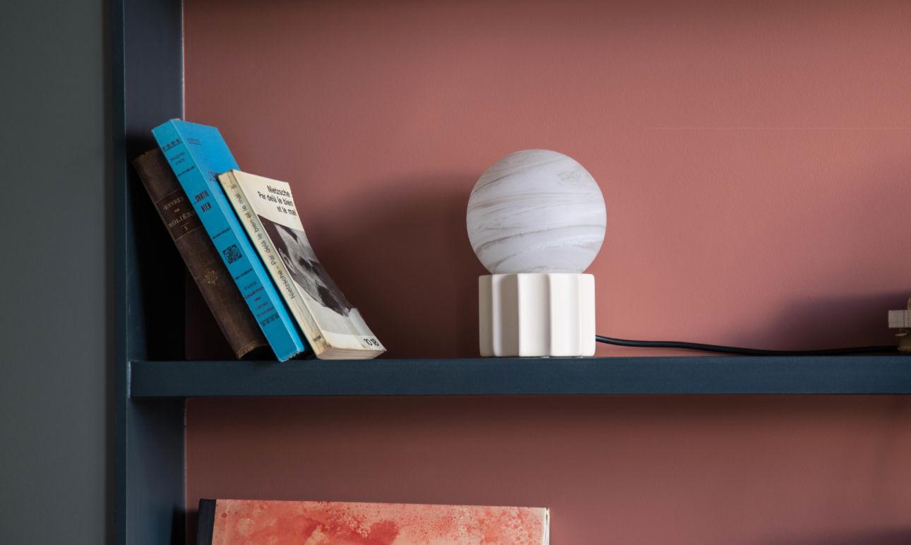 Piccola Table Lamp, Craftmanship <br>To Create a Unique Style