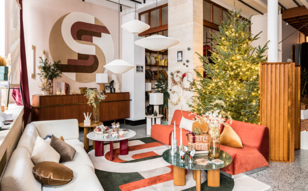 Les fêtes de fin d'année à la <br>boutique The Socialite Family