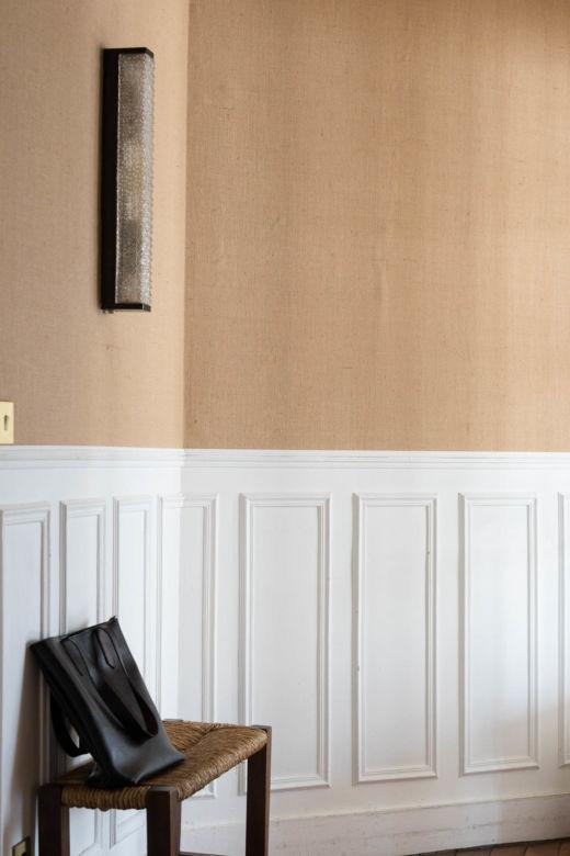 Couloir Appartement Paris Emane de Malleray et Vincent Viard