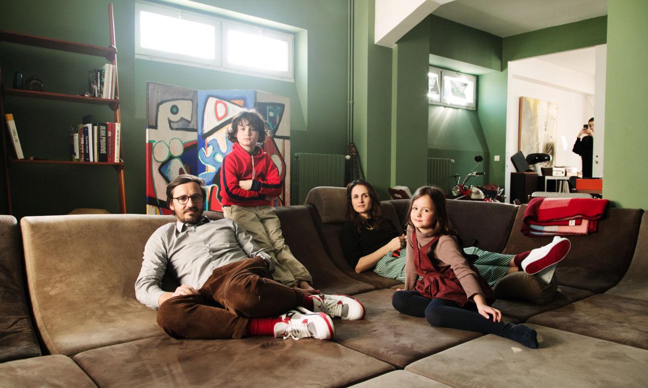 11 canapés d'angle design et familiaux <br>vus sur The Socialite Family