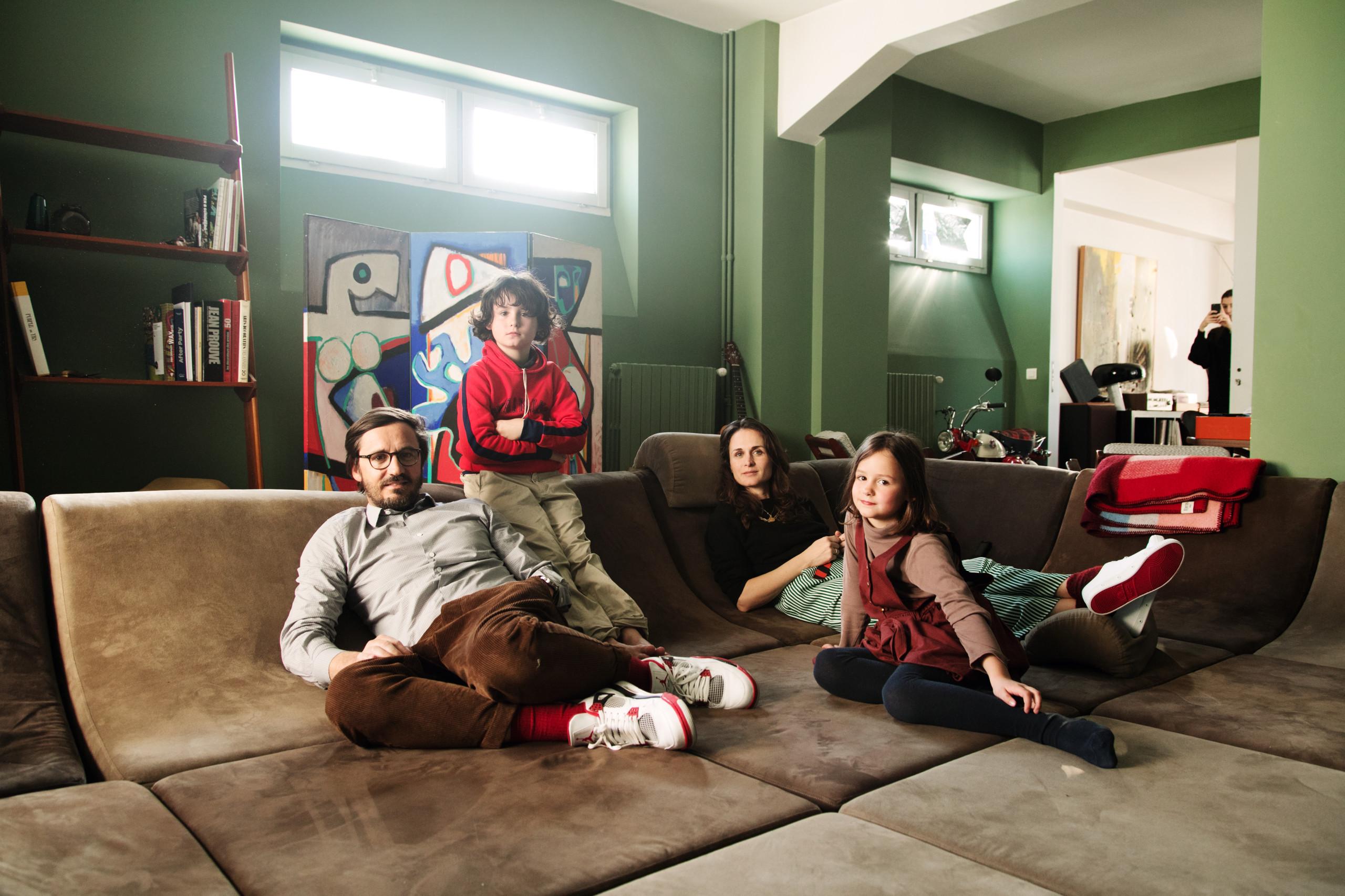 11 Design and Family Corner Sofas <br>Seen on The Socialite Family