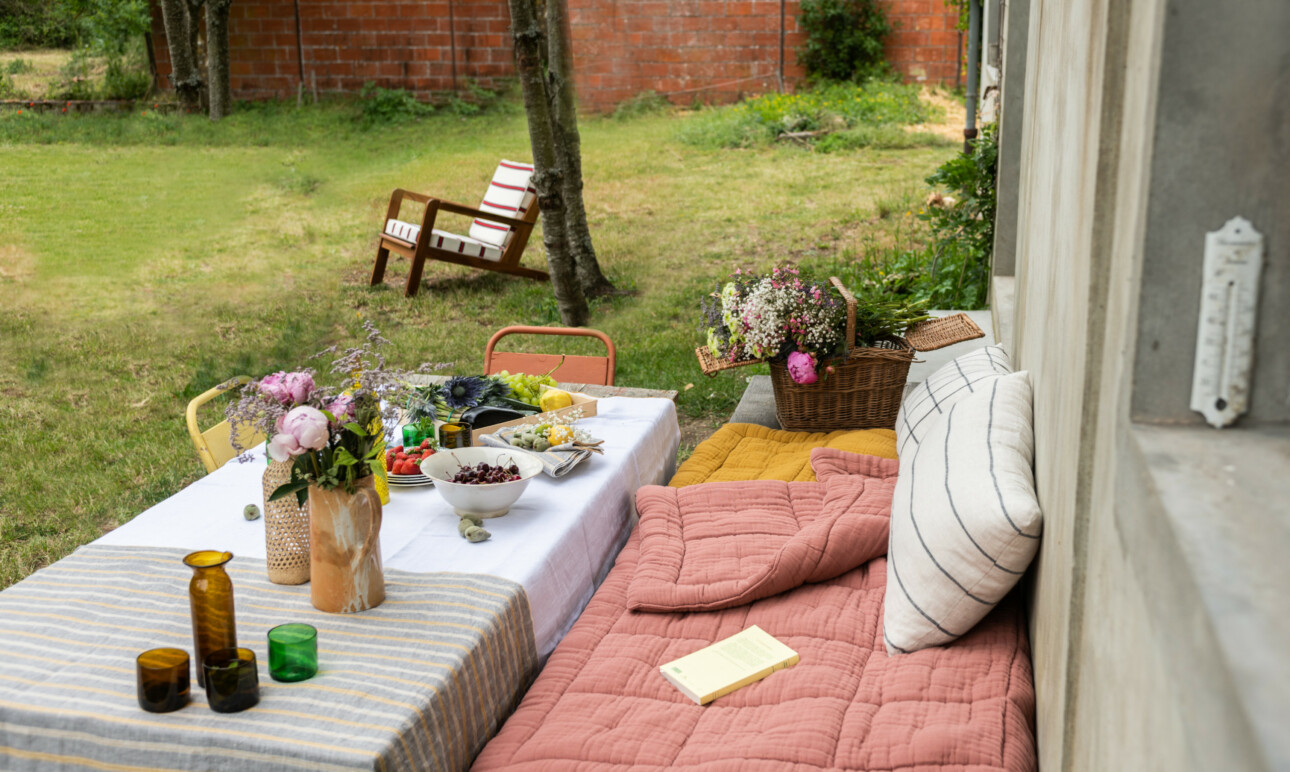 Household linen: Our Summer Essentials