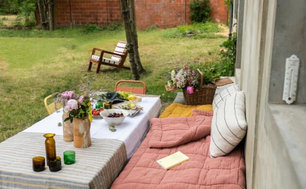 Linge de maison : nos indispensables<br> de l'été
