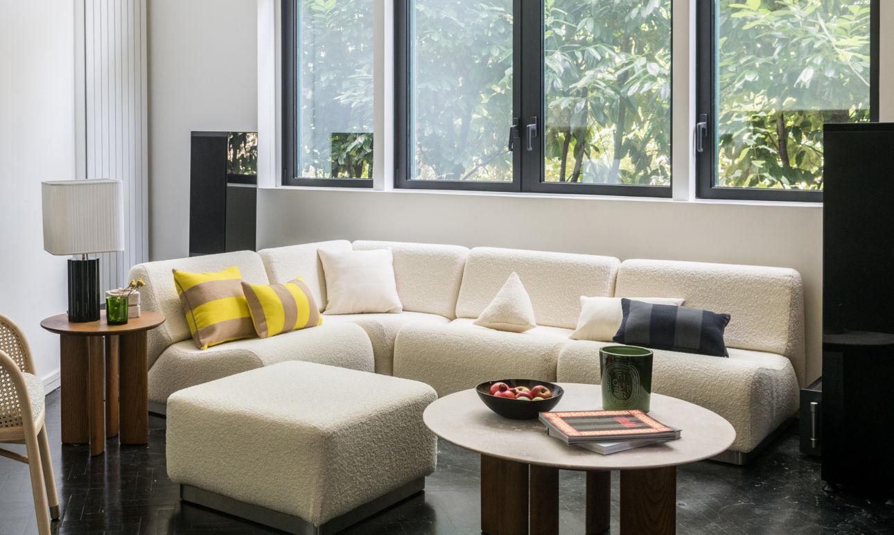 Rotondo, The Modular Sofa <br>by The Socialite Family