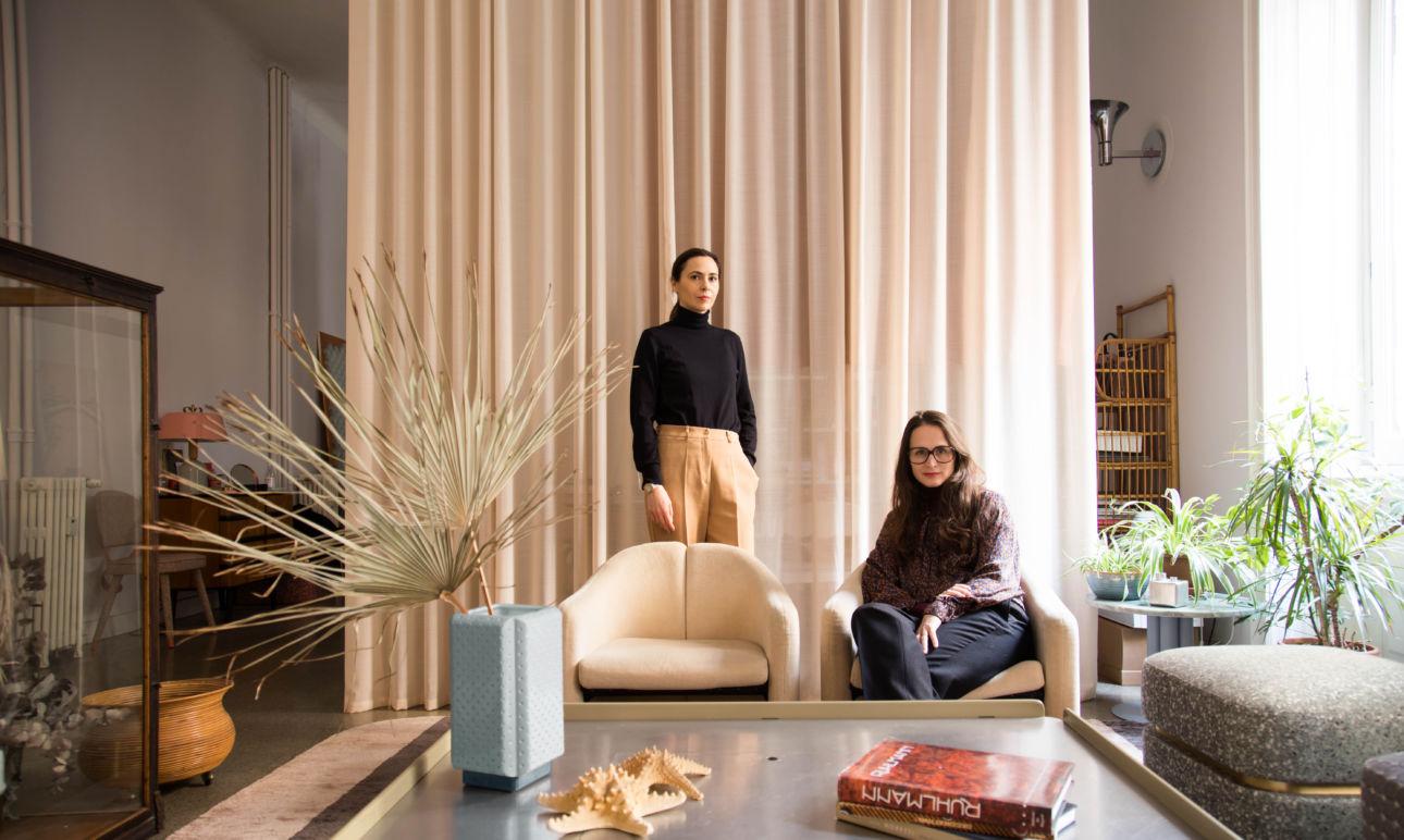 « Paris-Milano » The Capsule Collection <br>Designed by Cristina Celestino <br>for The Socialite Family