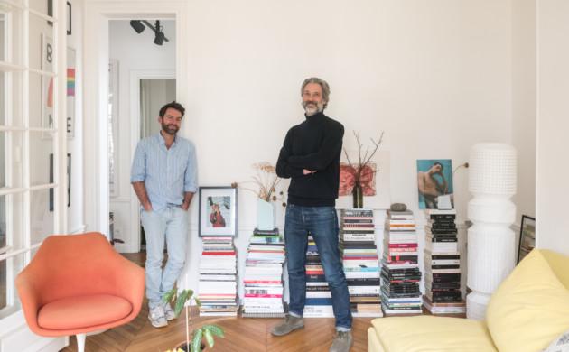 Ronan Teissèdre et Nicolas Jacquemin