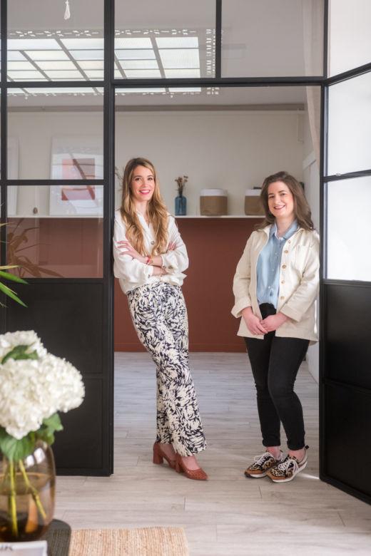 Salomé et Camille, les créatrices de Maison Gynécée à Paris