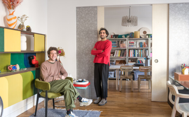 Julien Sebban and Jonathan Wray