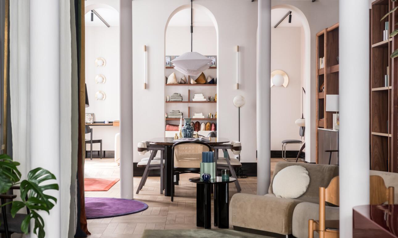 12, rue Saint-Fiacre : la boutique <br>The Socialite Family s'agrandit !