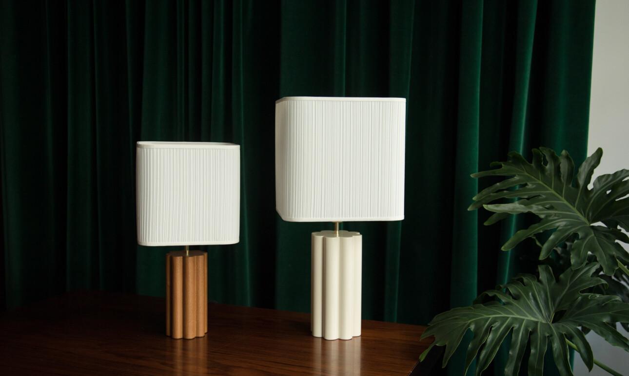 5 manières d'utiliser <br>notre lampe à poser Gioia